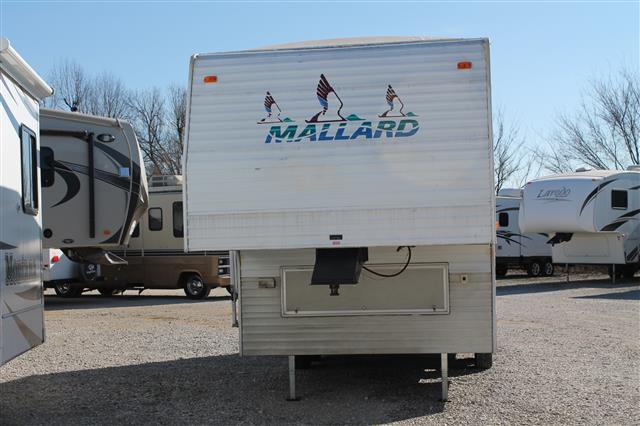 Used 2000 Fleetwood Mallard 23 Fifth Wheel For Sale