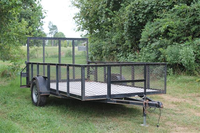 Used 1987 Nu Wa UTILITY TRAILER Other For Sale
