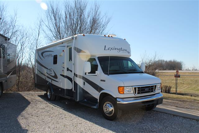 Buy a Used Forest River Lexington in Lowell, AR.