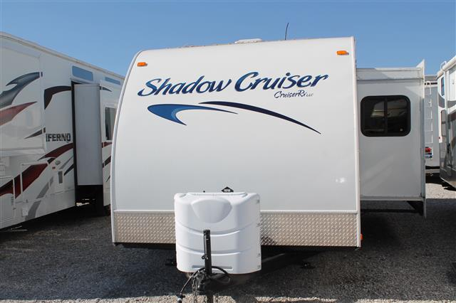 Used 2013 Shadow Cruiser Shadow Cruiser 290DBS Travel Trailer For Sale