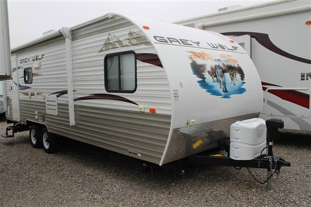 Used 2013 Forest River Cherokee 21RR Travel Trailer For Sale