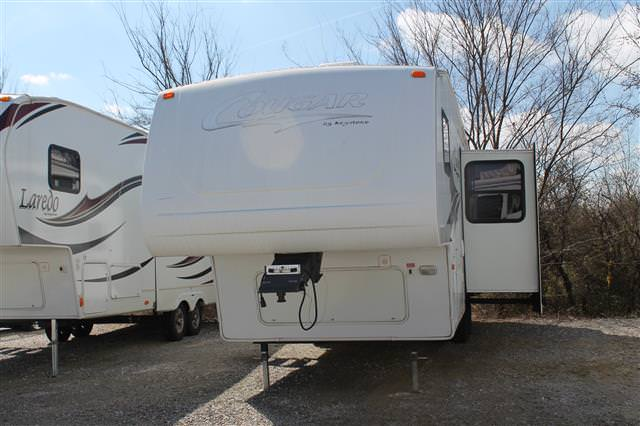 Used 2006 Keystone Cougar 281 Fifth Wheel For Sale