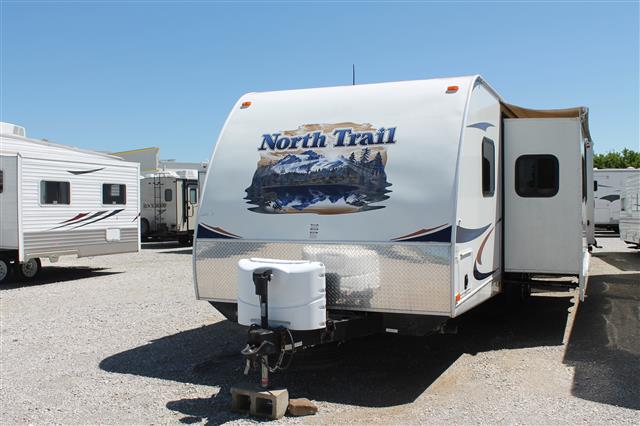 Used 2011 Heartland North Trail TT Travel Trailer For Sale