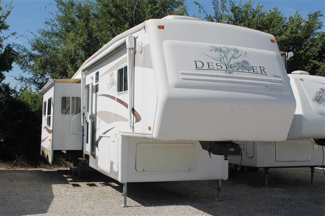 Used 2005 Jayco Legacy 36RLTS Fifth Wheel For Sale
