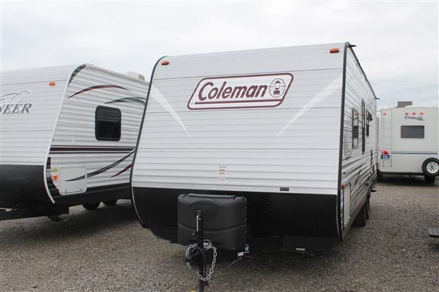 Used 2015 Dutchmen Coleman 274BH Travel Trailer For Sale