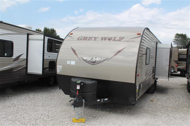 New 2016 Forest River Grey Wolf 24RK Travel Trailer For Sale