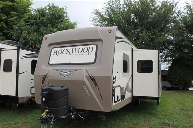 New 2016 Forest River Rockwood Ultra Lite 2607A Travel Trailer For Sale