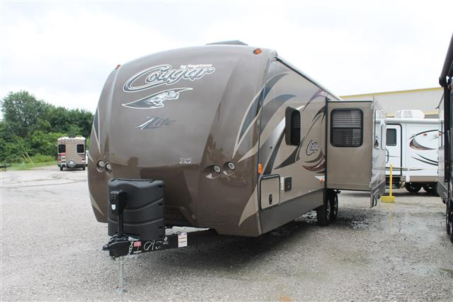 New 2016 Keystone Cougar 28RLS Travel Trailer For Sale