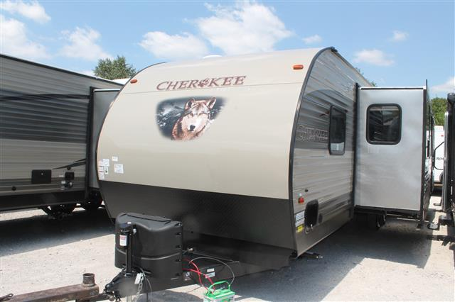 New 2016 Forest River Cherokee 304BH Travel Trailer For Sale