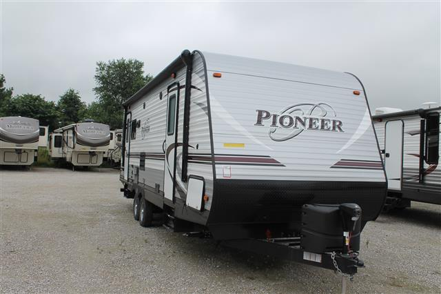 New 2016 Heartland Pioneer RL250 Travel Trailer For Sale