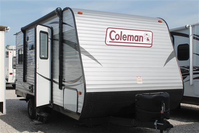 Used 2016 Dutchmen Coleman 192RDS Travel Trailer For Sale