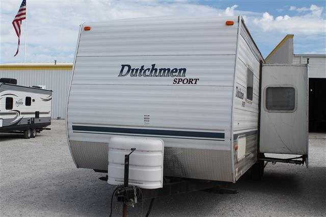 Used 2004 Dutchmen Sport 31BH Travel Trailer For Sale
