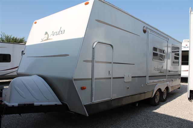 Used 2004 Starcraft Aruba 25RS Travel Trailer For Sale