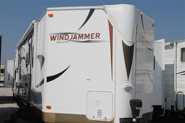 2012 Forest River Windjammer