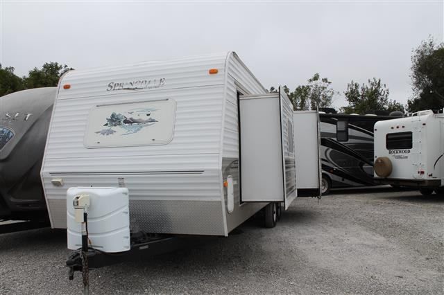 Used 2006 Keystone Springdale RLDS286 Travel Trailer For Sale