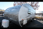 Used 2012 Crossroads Z-1 211RD Travel Trailer For Sale