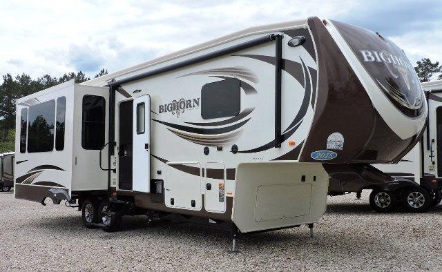 New 2015 Heartland Bighorn 3160EL Fifth Wheel For Sale
