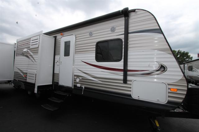 New 2015 Heartland Trail Runner 29IKBS Travel Trailer For Sale