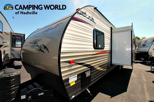 New 2015 Forest River Grey Wolf 29BH Travel Trailer For Sale