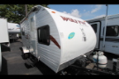 Used 2011 Cherokee WOLF PUP M-16P Travel Trailer For Sale