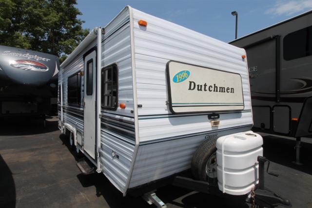 1996 Dutchmen Classic travel trailer specs Owners manual