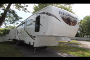 Used 2013 Heartland Silverado 37QB Fifth Wheel For Sale