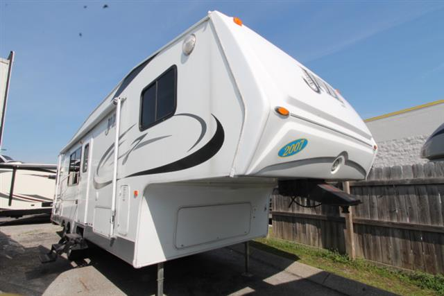 Used 2007 Thor Jazz 2870 Fifth Wheel For Sale