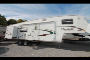 Used 2007 Forest River Flagstaff 8528 Fifth Wheel For Sale