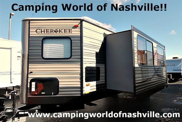 New 2015 Forest River Cherokee 274VFK Travel Trailer For Sale