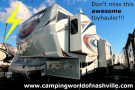 Used 2013 Heartland Cyclone 3950 Fifth Wheel Toyhauler For Sale