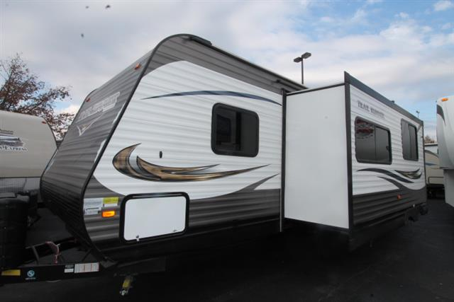 New 2015 Heartland Trail Runner 30USBH Travel Trailer For Sale