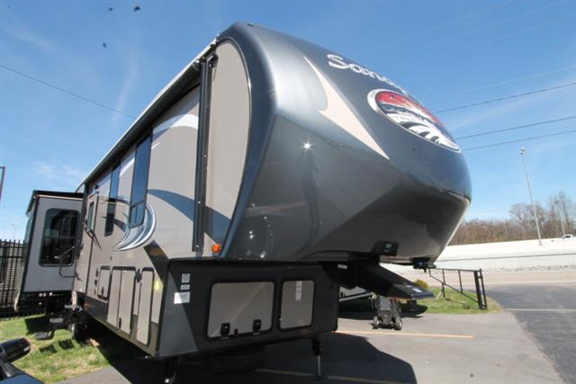 New 2015 Forest River Sandpiper 355RE Fifth Wheel For Sale