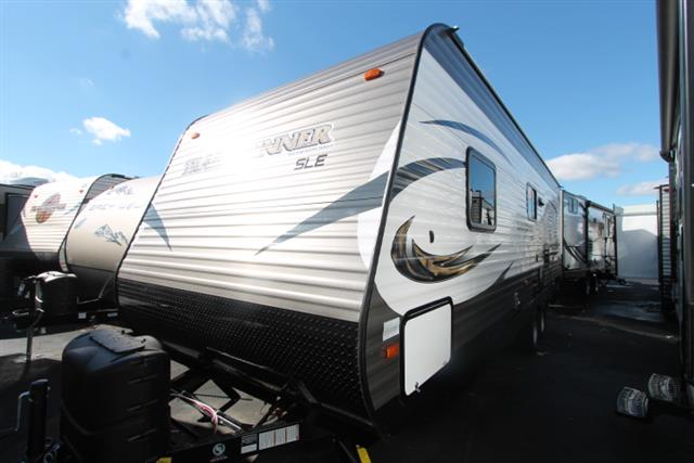 New 2015 Heartland Trail Runner SLE25 Travel Trailer For Sale