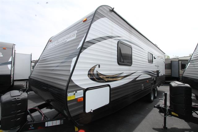 New 2016 Heartland Trail Runner SLE25 Travel Trailer For Sale