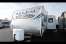 Used 2013 Forest River Salem 32BHDS Travel Trailer For Sale