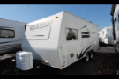 Used 2008 Rockwood Rv MINI LITE 1809 Travel Trailer For Sale