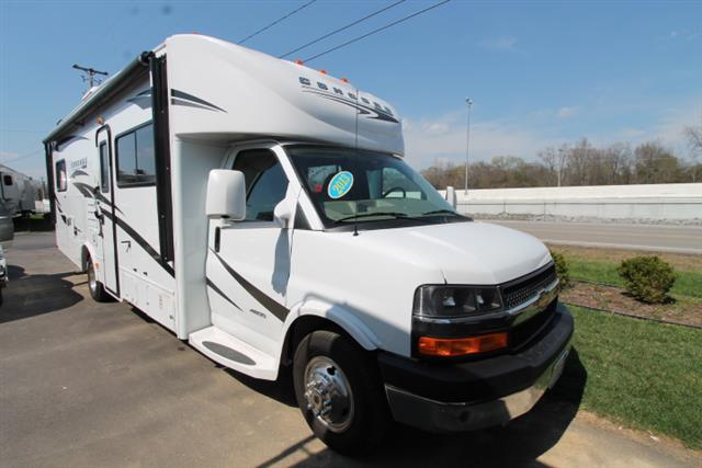 Used 2013 Coachmen Concord 280LE Class B Plus For Sale