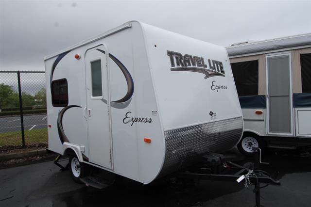 Used 2015 R-Vision Express 14 Travel Trailer For Sale
