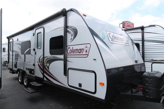 New 2015 Coleman Coleman CTU249RB Travel Trailer For Sale