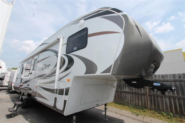 Used 2011 Keystone Cougar 297RKS Fifth Wheel For Sale
