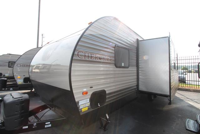 New 2016 Forest River Cherokee 274DBH Travel Trailer For Sale
