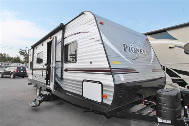New 2016 Heartland Pioneer BH250 Travel Trailer For Sale