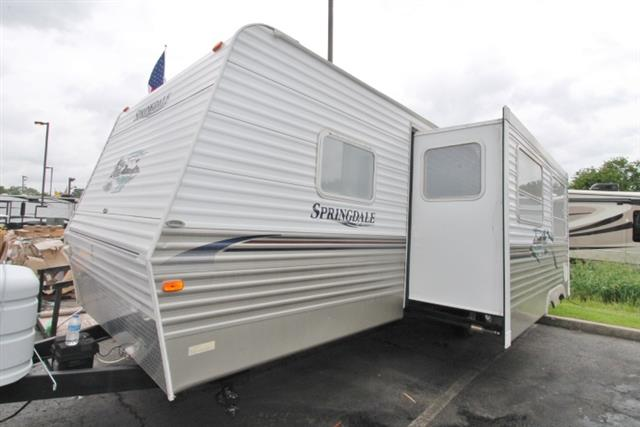 Used 2005 Keystone Springdale 295BHLGL Travel Trailer For Sale