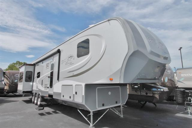 Used 2013 OPEN RANGE ROAMER 430RLS Fifth Wheel For Sale