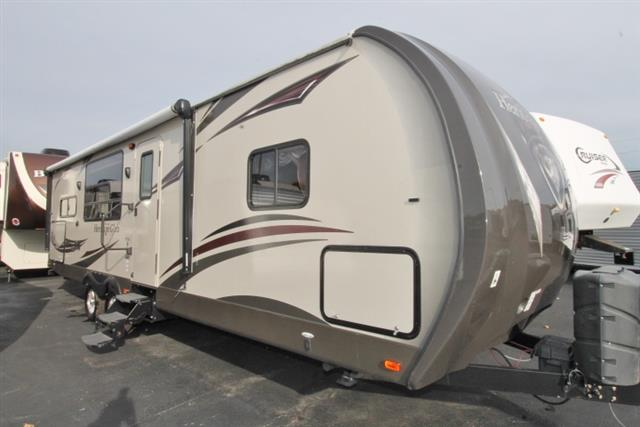 Used 2014 Forest River HERITAGE GLEN 282RK Travel Trailer For Sale