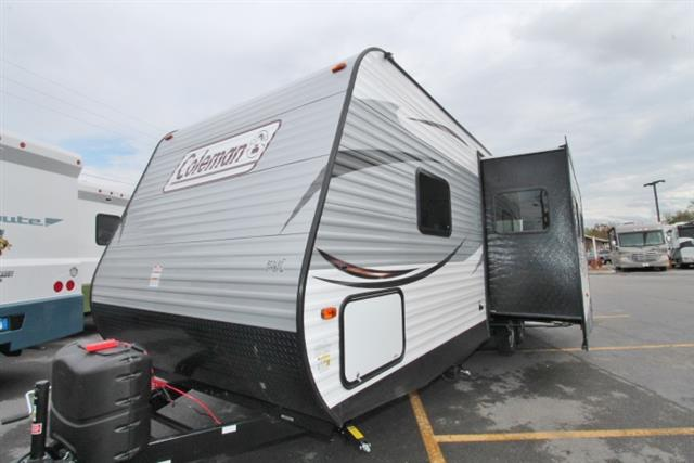 New 2016 Coleman Coleman CTS270RL Travel Trailer For Sale