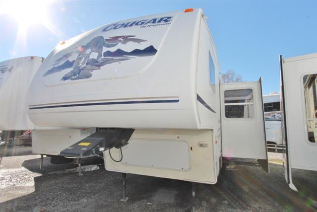 Used 2005 Keystone Cougar 254 Fifth Wheel For Sale