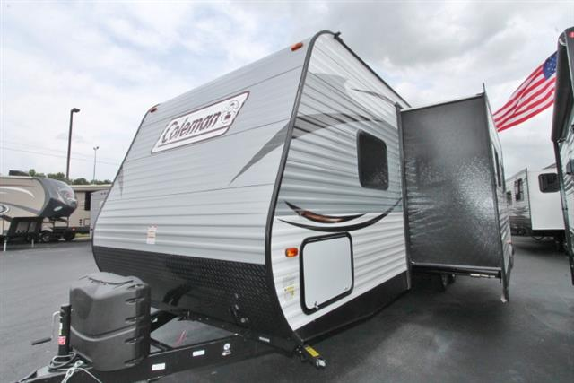 New 2016 Coleman Coleman CTS225QB Travel Trailer For Sale