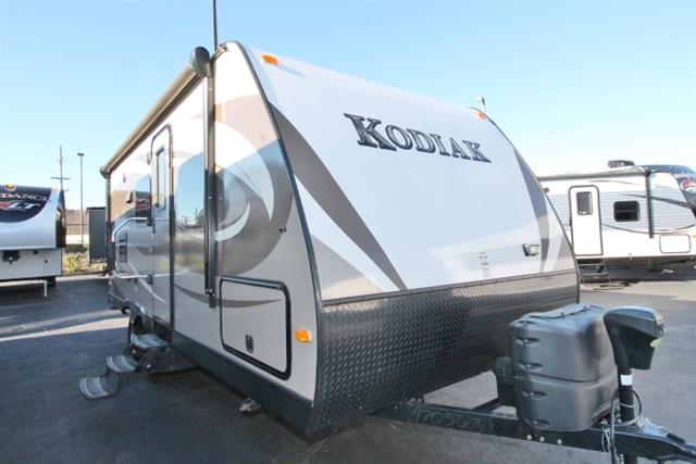 Used 2015 Dutchmen Kodiak 221RBSL Travel Trailer For Sale