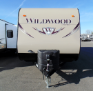 New 2014 Forest River Wildwood 26RKSS Travel Trailer For Sale